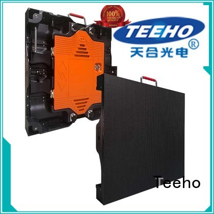 Teeho high quality fixed led display by bulk for conference meeting