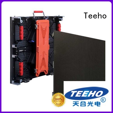 dismantled rental LED screen factory price for exhibition