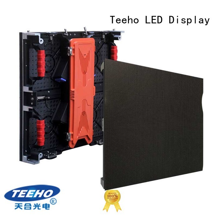 Teeho Rental LED Display bulk production for conference