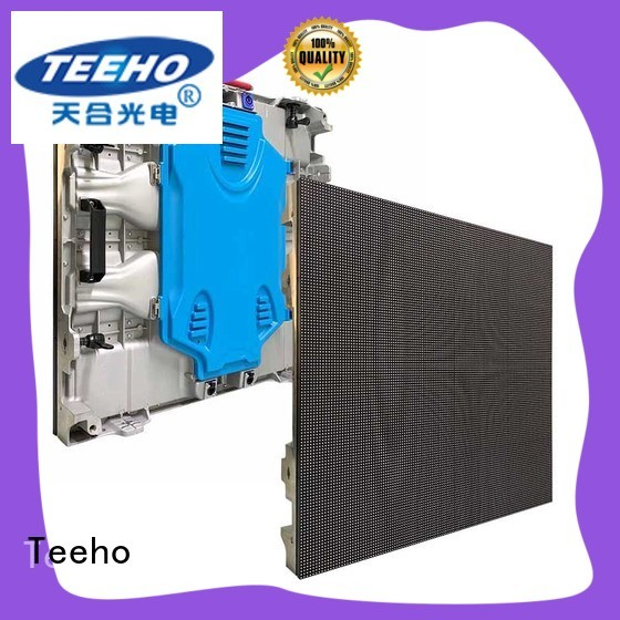Teeho led sign display by bulk for roomhotel hall
