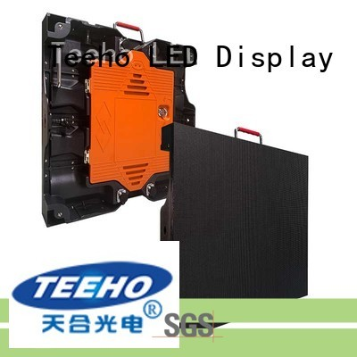 Teeho high quality giant led screen factory price for leisure square
